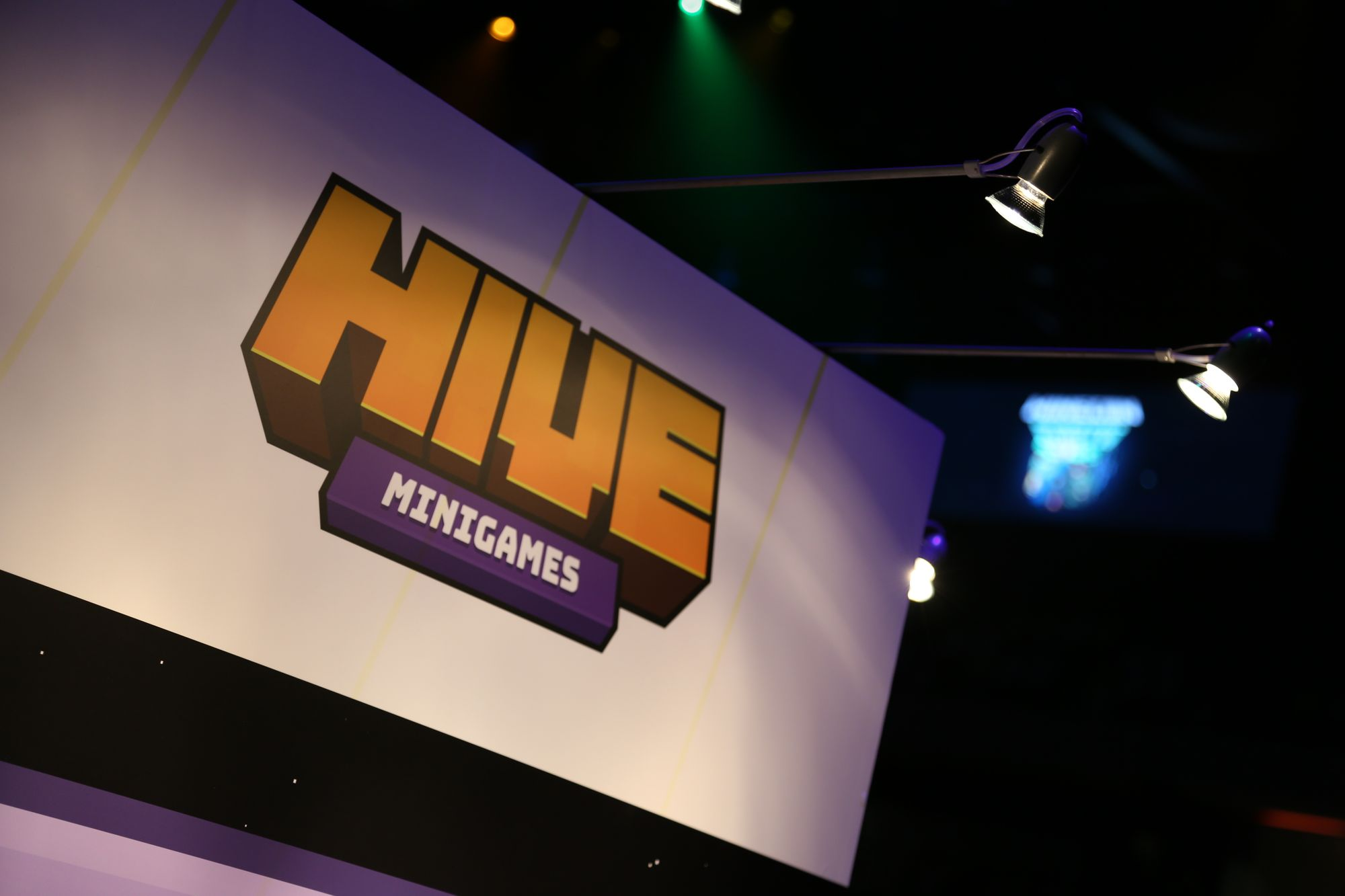 The Hive @ Minecon Earth (2017)
